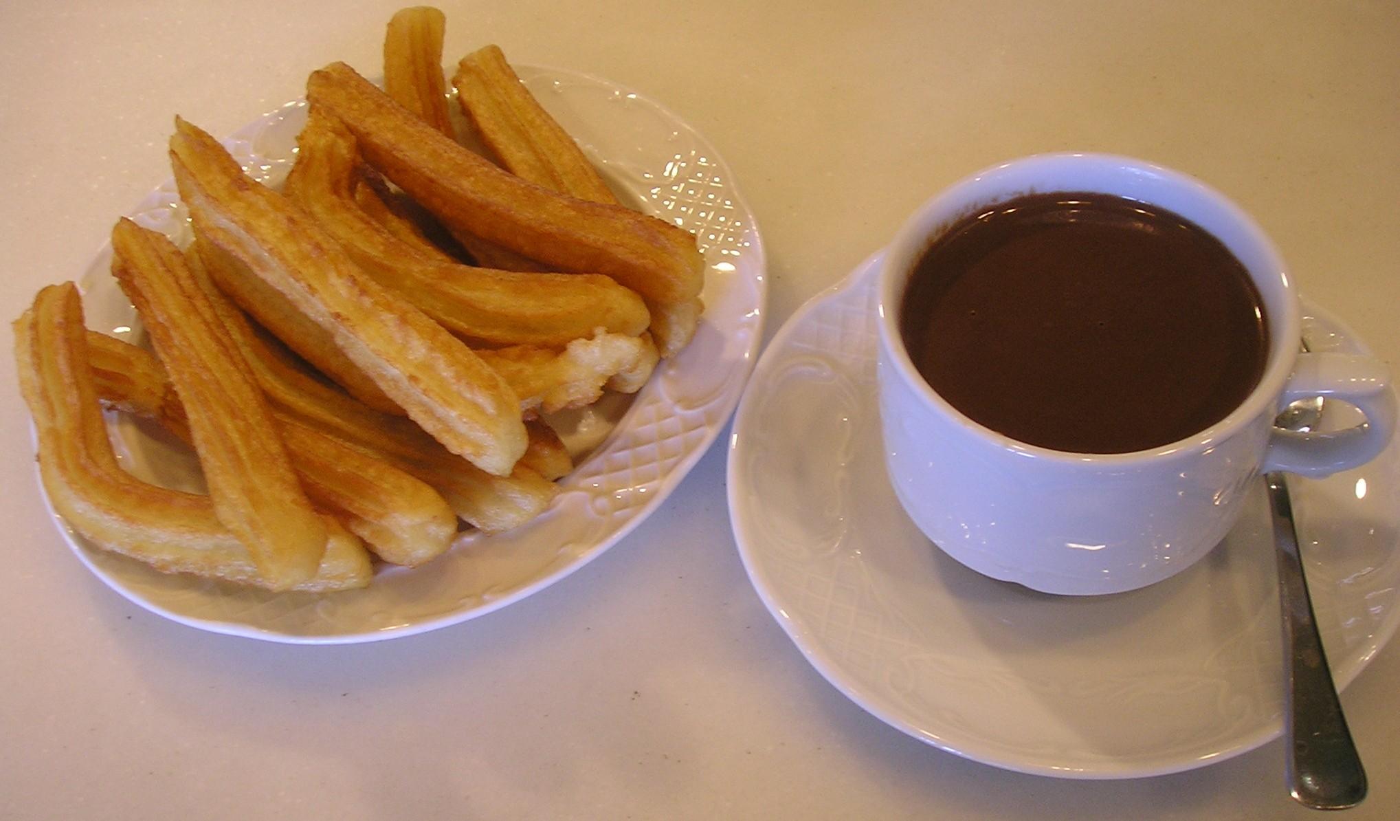♫♫♪FELIIIIIIZ CUMPLEAÑOOOOOS IRUUUUUUUUUN ♫♪♫ Chocolate-con-churros