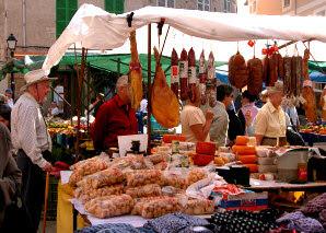 Mercado de Sineu